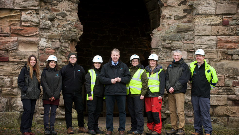 Sniffer and Historic Environment Scotland announce exciting collaboration